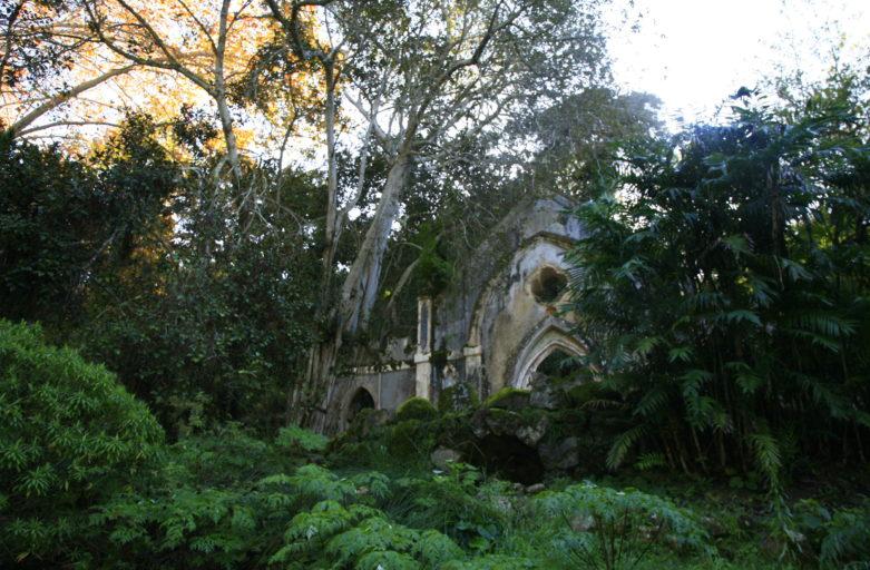 Monserrate en Sintra (Portugal)