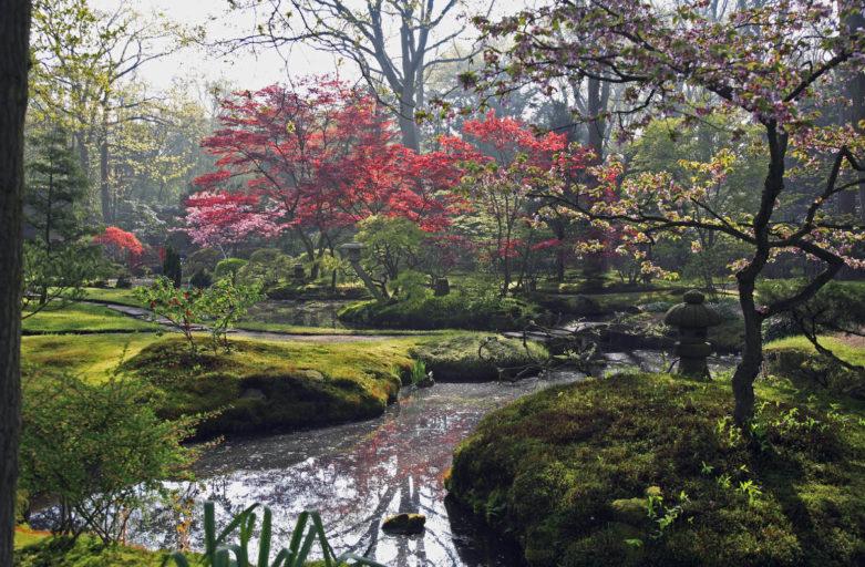 Jardín Japonés de Klingendaell